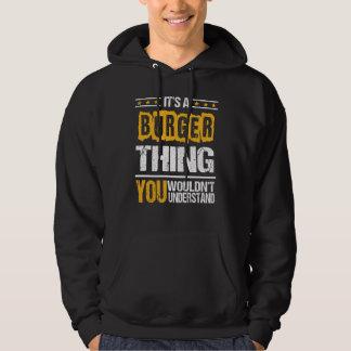 Het is Goed om de T-shirt van de HAMBURGER te zijn