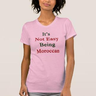 Het is het Gemakkelijke Marokkaans Zijn