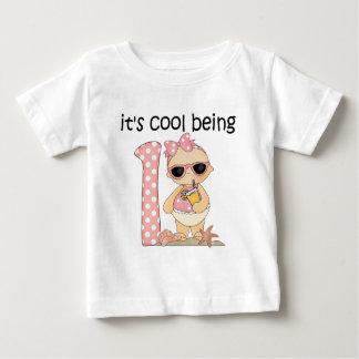 Het is het Koele Zijn Baby T Shirts
