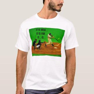 Het is Hoog, ver is het, wordt het… gevangen blog T Shirt