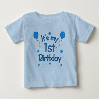 Het is Mijn 1st Verjaardag Baby T Shirts