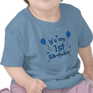 Het is Mijn 1st Verjaardag Tshirt