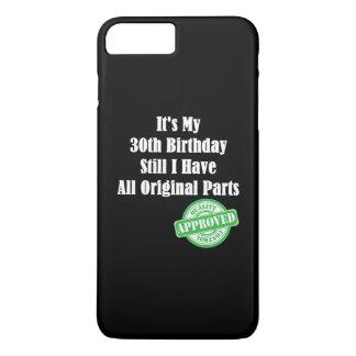 Het is Mijn 30ste Verjaardag iPhone 7 Plus Hoesje
