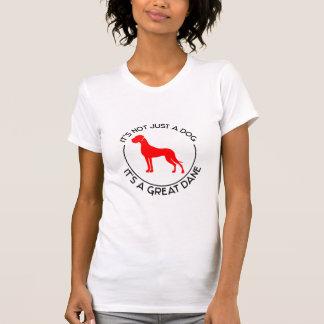 Het is niet alleen een Hond T Shirt