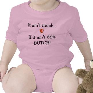 Het is niet veel als het geen 50 het Nederlands i Tshirt