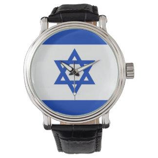 Het Israëlische Horloge van het Ontwerp van de