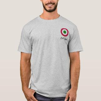Het Italiaanse Lichte Overhemd van de Tyfoon - T Shirt