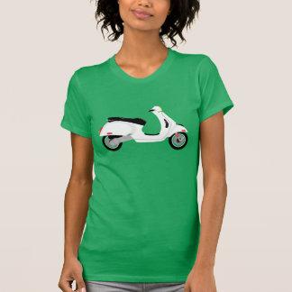 Het Italiaanse Ontwerp van de Autoped T Shirt