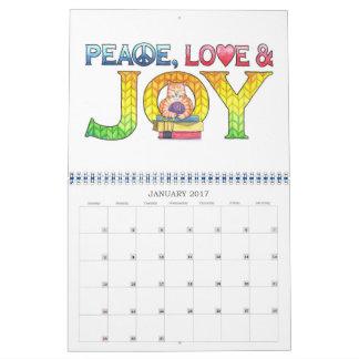 Het Jaar van visies & van Verzen van de Kalender