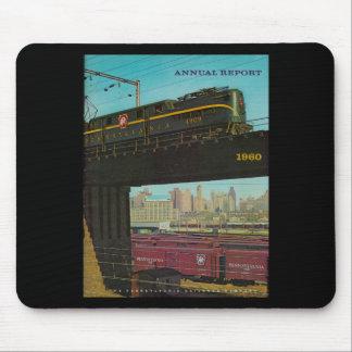 Het jaarverslag 1960 van de Spoorweg van Muismat