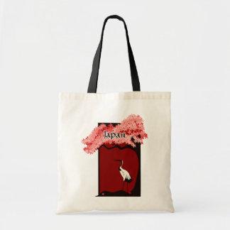 Het Japanse Canvas tas van de Kraan