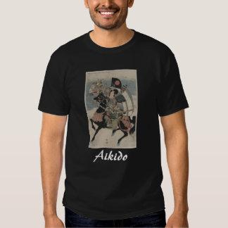 Het Japanse KrijgsArt. van Aikido T Shirt