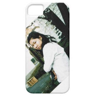 Het Japanse Meisje Iphone 5 van de Actie Geval Case-Mate iPhone 5 Hoesje