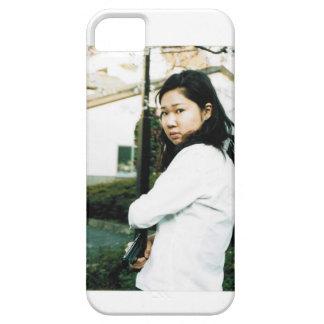 Het Japanse Meisje Iphone 5 van de Actie Geval iPhone 5 Case-Mate Hoesjes