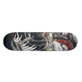 Het Japanse Skateboard van de Draak