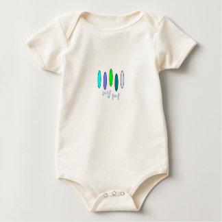 Het Jong van de branding Baby Shirt