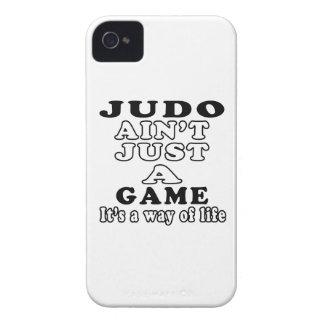 Het judo is niet alleen een Spel het een Manier va iPhone 4 Cases
