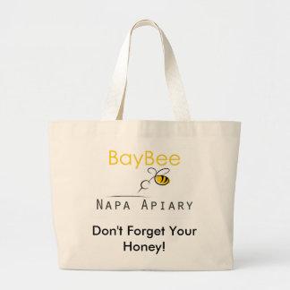 Het jumbo Bolsa van de Honing Grote Draagtas