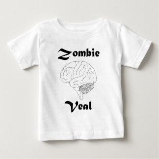 Het Kalfsvlees van de zombie Baby T Shirts