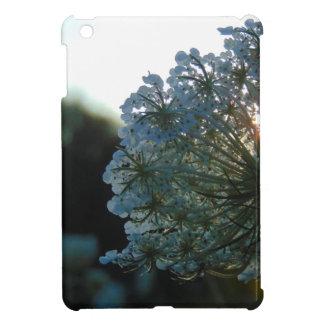 Het Kant van koningin Anne bij Zonsondergang iPad Mini Cover
