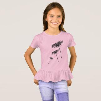 Het Kant van koningin Anne, Ouderwetse Wilde T Shirt