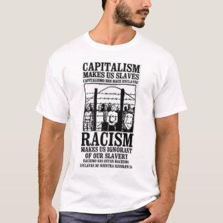 Het kapitalisme maakt tot ons slaven t shirt
