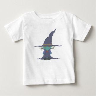 Het Karakter van de Heks van Halloween Baby T Shirts
