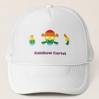 Het Kartel van de Regenboog van Simplicidad van Trucker Pet