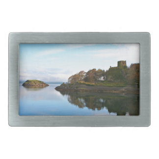 Het Kasteel van Dunollie, Oban, Schotland Gespen