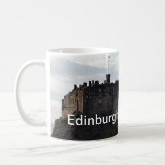 Het Kasteel van Edinburgh Koffiemok
