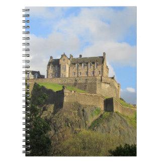 Het Kasteel van Edinburgh Ringband Notitieboek