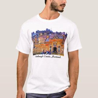 Het Kasteel van Edinburgh, Schotland T Shirt