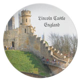 Het kasteel van Lincon Bord