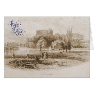 Het Kasteel van Tamworth & de Gelukkige Briefkaarten 0