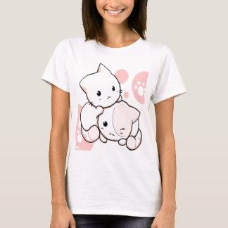 Het Kat van Kawaii T Shirt