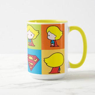 Het Keerpunt van het Karakter van Supergirl van Mok