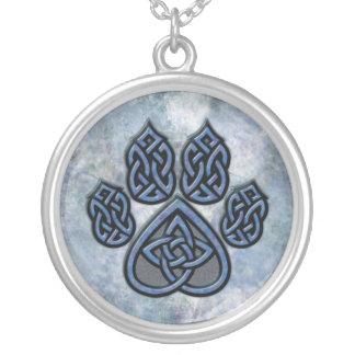 Het Keltische Blauwe Ketting van de Poot
