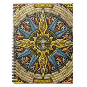 Keltisch Kompas Cadeaus Zazzlenl