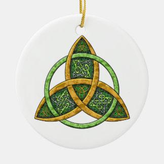 Het Keltische Ornament van de Knoop van de