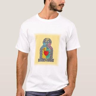 Het Keltische overhemd van het Venster T Shirt