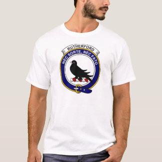Het Kenteken van de Clan van Rutherford T Shirt