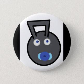 Het kenteken van Kettlebaby Ronde Button 5,7 Cm