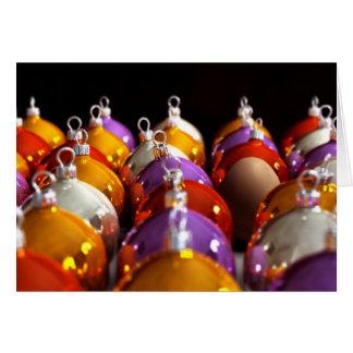 Het Kerstmis van de INDRINGER of Wenskaart van