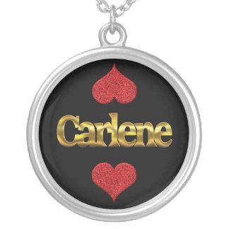 Het ketting van Carlene