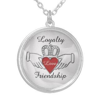 Het Ketting van Claddagh van de Vriendschap van de