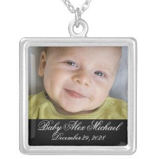 Het Ketting van de Gift van de Foto van het baby -
