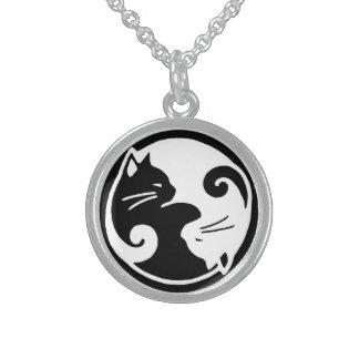 Het Ketting van de Kat van Yang van Yin