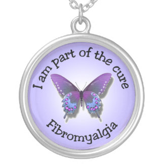 Het Ketting van de Voorlichting van Fibromyalgia