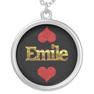 Het ketting van Emile