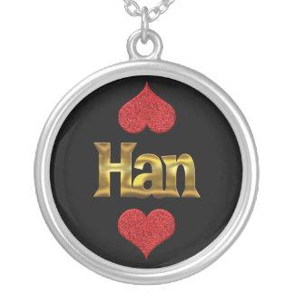Het ketting van Han